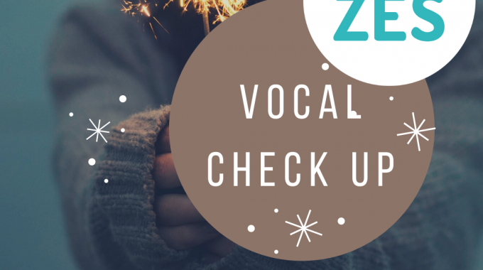 VOCAL CHECK UP
